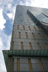 Skyscraper in Warsaw, Poland