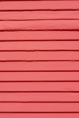 red wood siding of a Cape Cod style building in Marina del rey