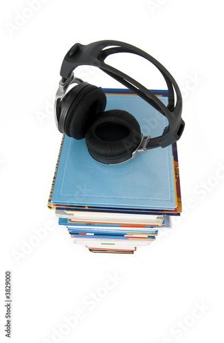 Hörbücher.