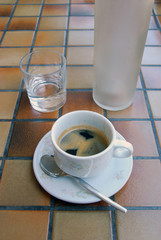 Boisson, café