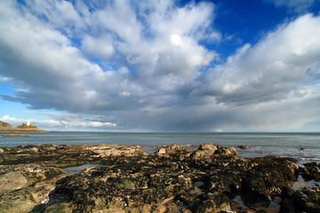 Welsh coast Mumbles