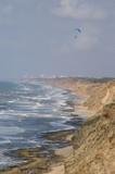 Sea beach i Israel poster