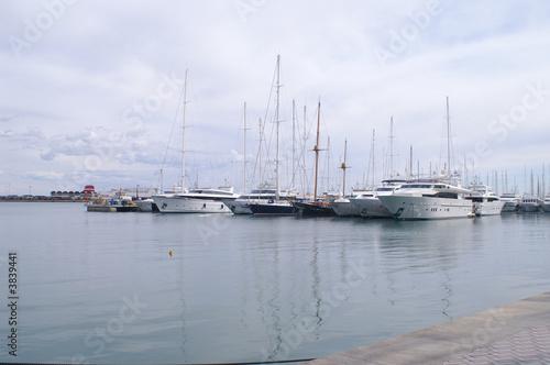 Port de plaisance de Palma aux Baléares