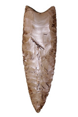 clovis arrow head