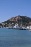Port de plaisance de Puerto de Andratx aux Baléares poster