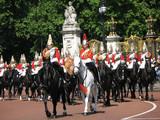 London, Horse Guards Parade poster