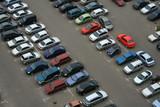 Fototapety Car parking