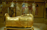 Replica of an Egyptian Tomb as found in the Valley of the Kings