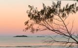 Dusk,Emu Park, Capricorn Coast, Central Queensland, Australia. poster