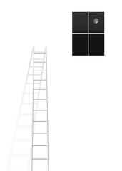 Ladder to Window