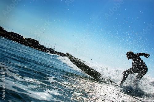 Fototapeten,wellenreiten,leben,surfbrett,surfen