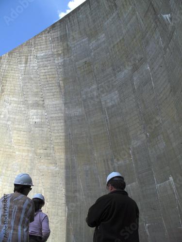 Keuken foto achterwand Dam barrage