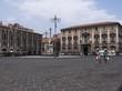 Catania piazza Duomo Municipio obelisco elefante