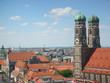München mit Frauenkirche