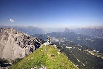 High Alp View