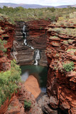 Blick in die Red Gorge Australien_07_1698 poster