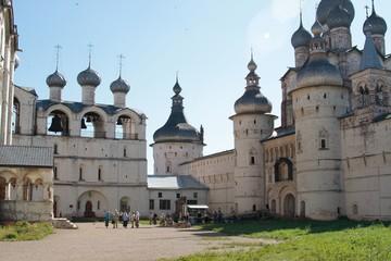 Kremlin Rostov city