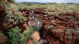 Blick in die Joffre Gorge Australien_07_1708,01 poster