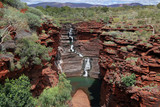 Blick in die Joffre Gorge Australien_07_1707 poster