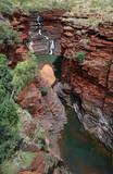 Blick in die Joffre Gorge Australien_07_1711 poster