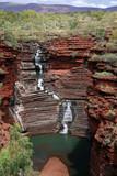 Blick in die Joffre Gorge Australien_07_1713 poster