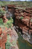 Blick in die Joffre Gorge Australien_07_1723 poster