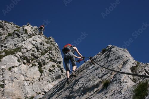 Klettersteig - 3875423