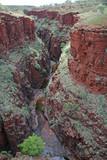 Blick in die Red Gorge Australien_07_1724 poster