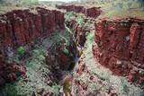 Blick in eine Gorge Australien_07_1735 poster