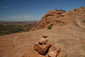 Wanderweg Canyonlands