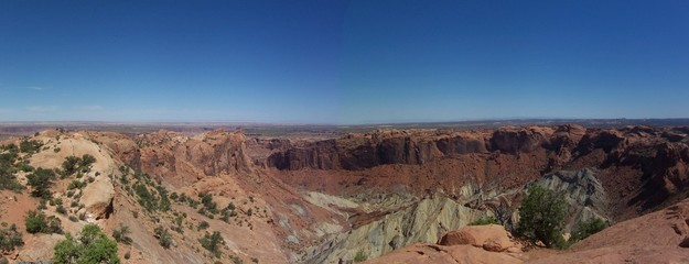 Upheaval Dome, Canyonlands North