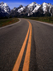 Road To The Teton's 3