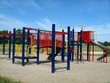 Lovely playground with slide
