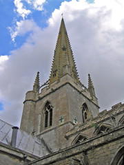 Parish Church at Gosberton, Lincs