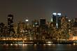View of Manhattan West side
