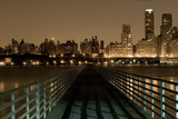 Bridge to Manhattan-
