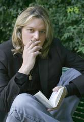 lecture au parc 46