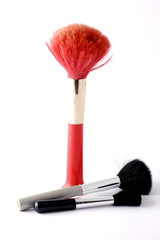 brushes to make-up