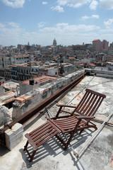 Havana city afternoon Cuba 2007