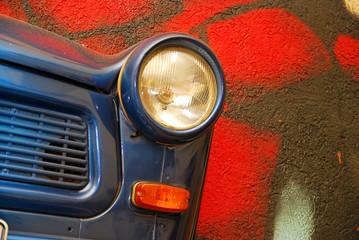 Trabant Detail