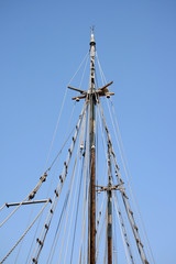 old fashion sail