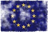 grunge europe poster