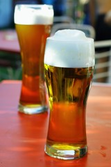Glass of Beer - lager