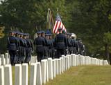 funeral at Arlington