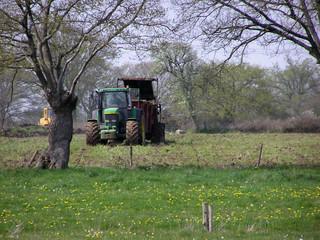 0936 - Travaux agricoles en Mayenne