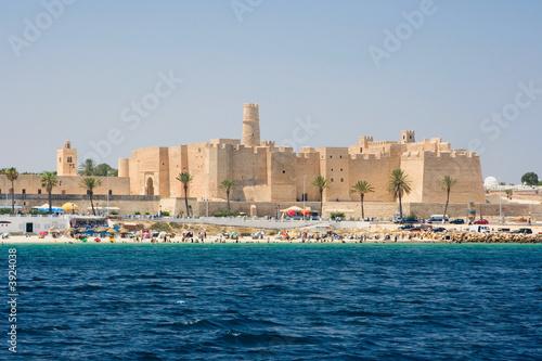 Fotobehang Tunesië The Ribat in Monastir