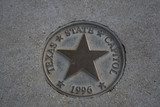 Texas State Capitol Seal poster