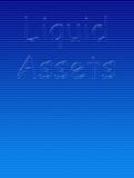 Liquid Assets Literal poster