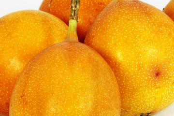 Granadilla fruta de la pasion