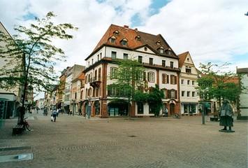Stadtansicht Landau